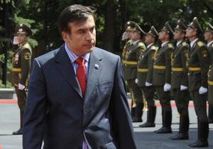Грузинские лейбористы инициируют отставку Саакашвили
