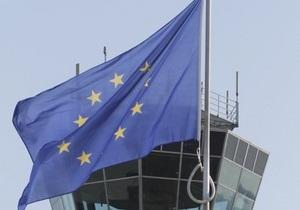 Украина ЕС - Украина не смогла перейти ко второй фазе Плана для либерализации визового режима с ЕС