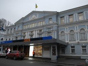 БЮТ: Киевские театры на грани банкротства