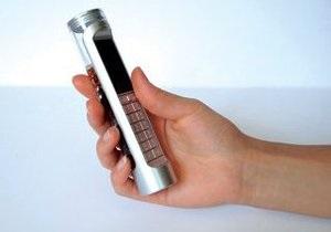 Nokia разработала телефон, работающий на газировке