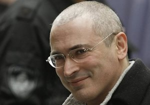 Cокамерник починил Ходорковскому телевизор