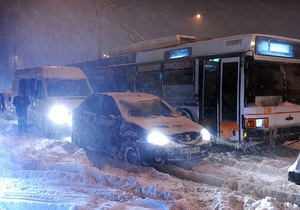 В Киеве восстановлена работа еще четырех троллейбусных маршрутов