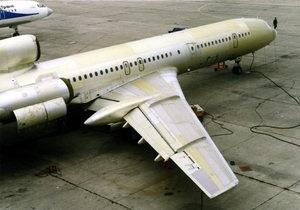 В Коми на военном аэродроме совершил аварийную посадку Ту-154
