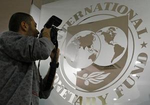 К концу месяца в Украину прибудет миссия МВФ