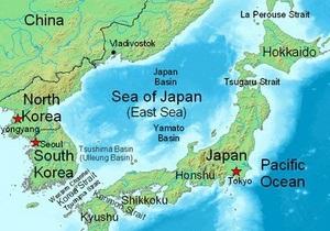 В Японском море затонул танкер с химикатами