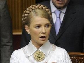 Источник: Тимошенко прибыла в Раду