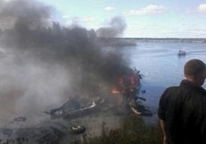 Опознаны все погибшие в авиакатастрофе Як-42