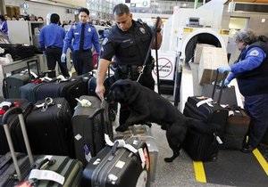Очередной сбой системы безопасности США: пассажир пронес на самолет патроны