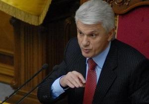 Местные перевыборы: Литвин допустил, что Рада назначит повторное голосование в ряде регионов
