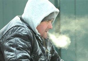 Прогноз погоды: на востоке Украины до -16 градусов