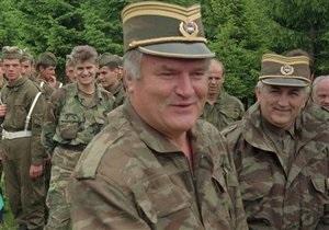 В Сербии показали первое видео с задержанным Ратко Младичем
