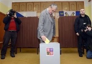 Голос одного из кандидатов в президенты Чехии не будет учтен из-за нарушения процедуры голосования