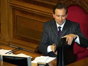 Томенко призвал фракции ПР, БЛ, КПУ и часть НУ-НС создать новую коалицию