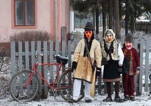 Украинцы отпраздновали Маланку