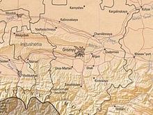 В Чечне боевики напали на село: есть убитые и пленные