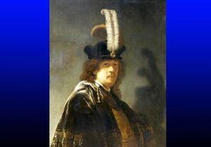 Выставленный в одном из британских поместий портрет Рембранта оказался автопортретом