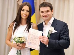 На свадьбе сына Ющенко невеста была в платье от Valentino