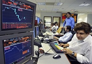 Украинские биржи закрылись минимальным снижением