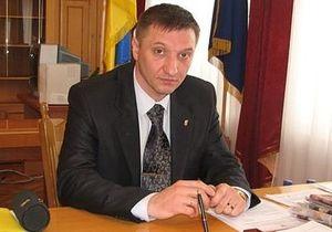 Председатель Тернопольского облсовета отказался ехать на инаугурацию Януковича