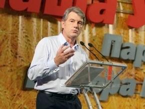 Ющенко допускает, что Тимошенко может стать  вечным премьером