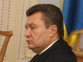 Янукович обещает пересмотреть газовые контракты с Россией после победы на выборах