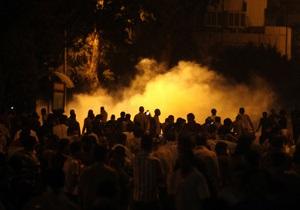 В Каире в результате беспорядков пострадали более тысячи человек