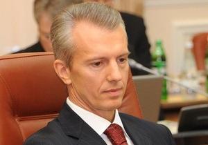 Хорошковский назначен первым вице-премьером