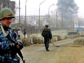 В Чечне подорвали себя двое смертников