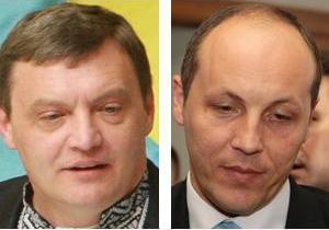 Дела против нардепов: суд перенес рассмотрение жалоб Парубия и Грымчака