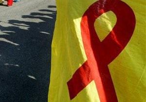 В Сумской области в 2012 году уровень заболевания на ВИЧ-инфекцию снизился на 20%
