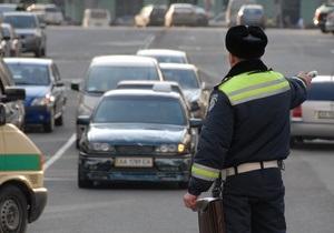В Житомирской области нетрезвый водитель избил инспектора ГАИ