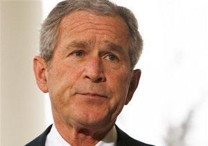 В США одинаково оценили работу Обамы и Буша на посту президента