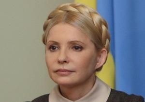 Для Тимошенко интриги в ее деле нет: Приговор уже давно написан Януковичем