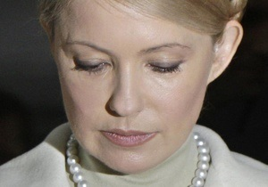 Тимошенко собрала Кабмин, но говорить о результатах выборов не стала