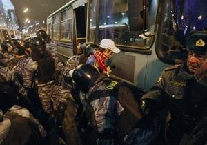 Источник: Один из задержанных в Москве надел самодельный бронежилет из монет