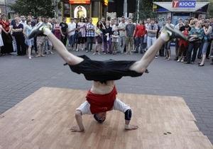 Интер запускает танцевальный проект совместно с КГГА