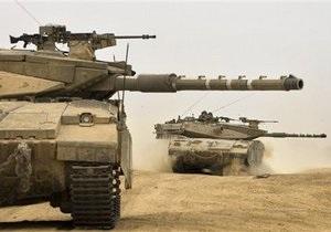 СМИ: Войска Израиля и Ливана вступили в перестрелку