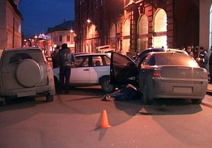 В центре Харькова столкнулись восемь автомобилей: погиб человек