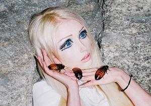 Блондинка с бородой. Synchrodogs сняли одесскую Барби для британского журнала