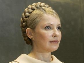 Тимошенко не видит никаких вопросов для обсуждения между Газпромом и Нафтогазом