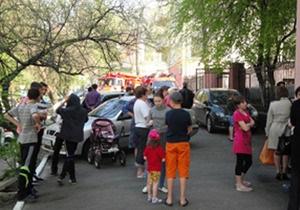 В Киеве в общежитии Верховной Рады произошел пожар
