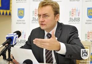 новости Львова - Нападение на мэра Львова: задержанному грозит до пяти лет тюрьмы