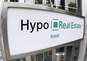 Семь европейских банков не прошли стресс-тест. В их числе - крупный Hypo Real Estate