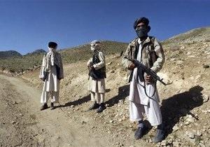 Талибы заявили об уничтожении трех танков НАТО