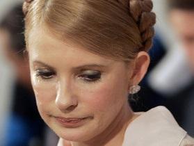 Тимошенко соболезнует по поводу смерти Александра Зинченко
