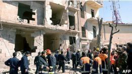 В результате взрыва автомобиля в Алеппо есть убитые