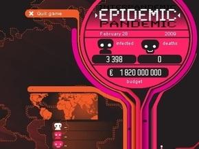 Голландцы запустили в Сети игру-стратегию о предотвращении пандемии А/H1N1
