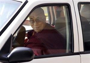 Далай-лама прибывает в США на встречу с Обамой