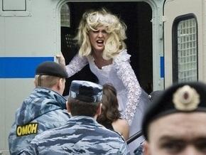 Участникам гей-парада в Москве предъявили обвинения