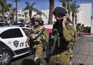 Обстрел Эйлата устроила исламистская группировка